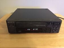 SONY CDP-S207 COMPACT CD PLAYER FOR SONY MINI HI-FI STEREO COMPONENT SYSTEMS
