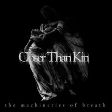 CLOSER THAN KIN The machineries of breath CD (2003 Punktuation)