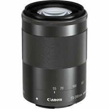 New Canon EF-M 55-200mm F4.5-6.3 IS STM Lens for EOS M M2 M3 M5 M10 ( Kit Lens )