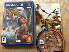 Brave, Search For Spirit Dancer Ps2 Game! Complete! Look In The Shop!