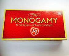 Monogamy Adult Board Game for Couples Sexy Romance Sex Erotic Fun Gift Idea