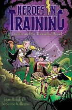 Cronus and the Threads of Dread (Heroes in Training)-ExLibrary