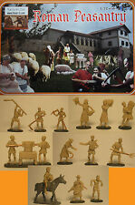 1:72 FIGUREN 077 ROMAN FARMERS (PEASANTRY) LIMITIERT - LINEAR-B