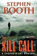The Kill Call (Cooper & Fry Mysteries), Booth, Stephen