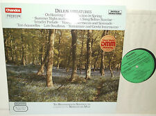 CBR 1017 Delius Minatures Bournemouth Sinfonietta Norman Del Mar
