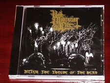Void Meditation Cult: Utter The Tongue Of The Dead CD 2016 Hells Headbangers NEW