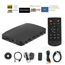 YK 940 4K2K HDMI 1080PHD PC Capture Box Recording DvD TV Video Game Capture Card