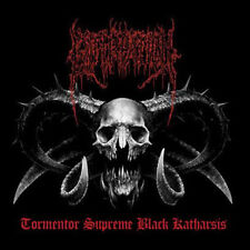 "Extirpation ""Tormentor Supreme Black Katharsis"" (NEU / NEW)"