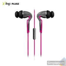 iFrogz Sarus In-Ear Headphones Earphones with MIC for Mobile Android iPhone PINK