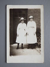 R&L Postcard: Portrait of Young Edwardian Ladies, Fashion/Dress