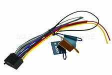 KENWOOD KDC-202U KDC202U KDC-208U KDC208U KDC-248U KDC248U GENUINE WIRE HARNESS