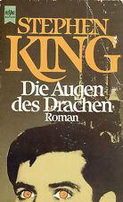 Die Augen des Drachen Stephen King Heyne Erstausgabe Nr. 6824