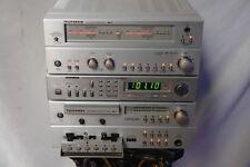 Hochwertige Midi Hifi Stereoanlage Telefunken MA1 + HT750M + MC1 + Zubehör