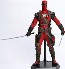"Crazy Toys Marvel Legends Wave X-men Deadpool Wade Wilson 12"" Statue Figure"