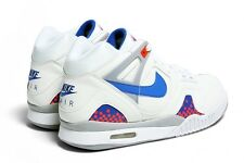 Nike air tech challenge  44 us 10 uk 9 OG QS vintage basketball sneakers sky