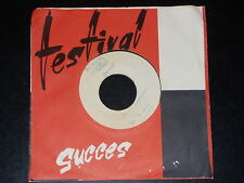 45 tours SP - LES SURFS - JE TE PARDONNE - RARE TEST PRESSING - 1964