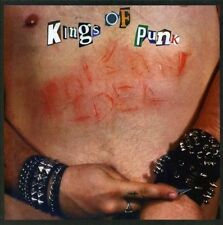 POISON IDEA Kings of Punk CD NEW Reissue Taang! Records hardcore heavy metal