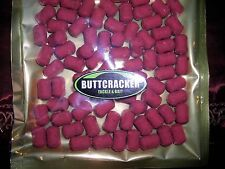 Buttcracker SQUID Dumbell Boilies ( 14  x  8mm )