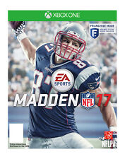 Factory Sealed Madden NFL 17 (Microsoft Xbox One) w/500 Ultimate Team Points