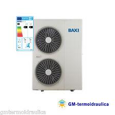 Pompa di Calore Refrigerante Inverter Chiller Baxi PBM-i+ 16 15,70 kW Classe A++
