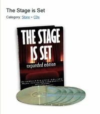 The Stage is Set 5 Cd Prophecy Teaching Dr. Hilton Sutton
