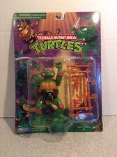 Playmates Teenage Mutant Ninja Turtles Raphael Action Figure Vtg 1998 ReRelease