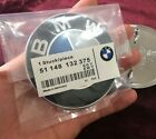 New Car Emblem Chrome Front Badge Logo 82mm 2 Pins For BMW Hood/Trunk A1