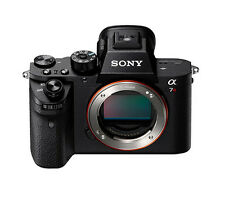 Sony Alpha a7RII a7R II ILCE-7RM2 Full Frame Camera Body - NTSC/PAL Selectable