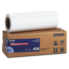 Epson Premium Glossy Photo Paper Rolls, 16 In. x 100 ft, RL - EPSS041742