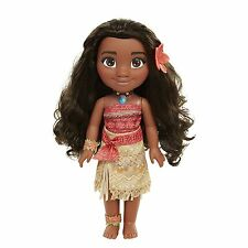 "NEW Disney Princess Moana Adventure Doll 14"" 36cm Large Figure"