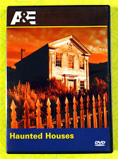 A&E Haunted Houses ~ DVD Video ~ American History/Culture Scary Horror Show ~