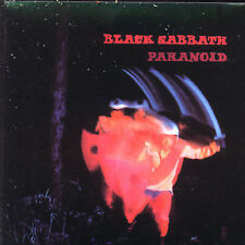 BLACK SABBATH – Paranoid – 1987 - CD – 3104-2 – UPC 0 7599-27327-2 – 8 Tracks