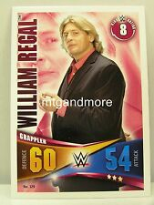 Slam Attax Rivals - #129 William Regal