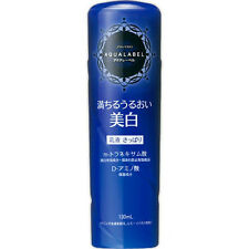 "2017.NEW!! ☀Shiseido☀ AQUALABEL White up Emulsion S ""Refreshing type"" 130ml"