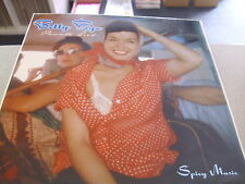 V/A - Betty Page - Private Girl (Spicy Music)  - LP Vinyl / Gatefold / Booklet