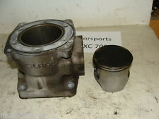 00 01? POLARIS XC 700 CYLINDER PISTON RINGS ENGINE JUG BARREL 02 99 98 sp? xp?