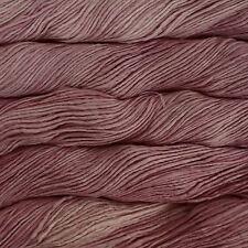 Malabrigo Merino Worsted Aran Yarn / Wool 100g - Pink Frost (17)
