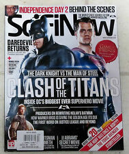 SCI FI NOW Issue #117 BATMAN Vs SUPERMAN Clash Titans SPECIAL TIME WARP Section