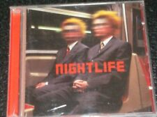 PET SHOP BOYS - NIGHTLIFE (1999) For your own good, Closer to heaven,....