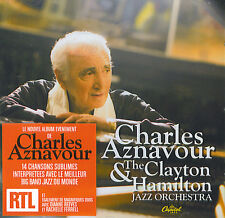 Charles Aznavour & The Clayton-Hamilton Jazz Orchestra (CD)