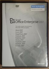 1-Microsoft Office Enterprise 2007 Full Version – Word Excel Power Point Outlook