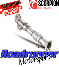 Scorpion SFDX071 Focus ST250 Sports Cat Turbo Downpipe Stainless Exhaust 200Cell