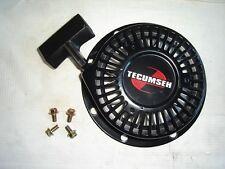 Tecumseh Engine Recoil Starter & Bolts 5HP 590788 590749 Snowblower Go Cart