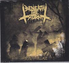 BENEATH THE STORM - devil's village CD