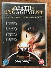 PJ Soles DEATH BY ENGAGEMENT ~ 2005 Cursed Ring Horror Film UK DVD