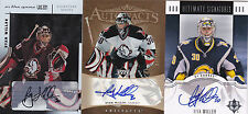 05-06 Artifacts Ryan Miller /100 Auto Autofacts Sabres 2005 Auto Facts