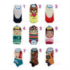Made In Korea Cute Character Womans Socks, Choice 1Pair