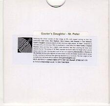 (EA440) Gaoler's Daughter, St Peter - 2011 DJ CD