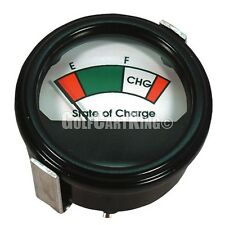 48 Volt Golf Cart Analog Battery Charge Indicator Meter