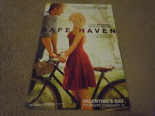 Safe Haven Movie POSTER - starring Josh Duhamel, Julianne Hough